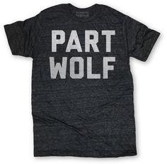 Part Wolf Alt tee