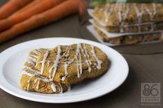 Test Report: Carrot Cake Protein Bars (vegan, gf, oil-free) hmmmm... @Kim Schonfeldt