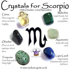 Ideas, Formulas and Shortcuts for Scorpio Horoscope – Horoscopes & Astrology Zodiac Star Signs Crystals And Gemstones, Stones And Crystals, Gem Stones, Les Chakras, Do It Yourself Jewelry, Crystal Healing Stones, Citrine Crystal, Crystal Shop, Zodiac Star Signs