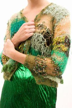 crochet knit unlimited: multicolor knitting