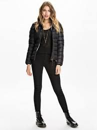 ... parajumpers womens geena jacket blue black