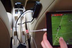 Saicoo 4 USB High Output Power Car Charger