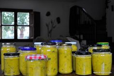 Tales from Toriello: The best recipe ever for Piccalilli