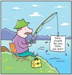 For more fishing tips and humor follow Cats and Carp on Facebook, https://www.facebook.com/CatsandCarp