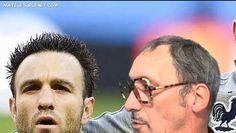 Rencontre  intime entre Erick Bernard  (footbolologue - sextaopologue) et Mathieu Valbuena  le célèbre footballeur international français (OL)