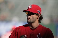 Pete Kozma! Reminds me of the hubby <3