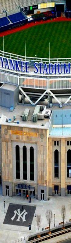 Yankee Stadium, The Bronx, New York  City, NY USA