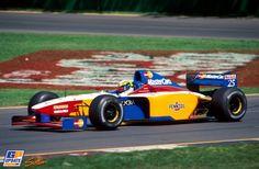 1997 Lola T97/30 - Ford (Ricardo Rosset)