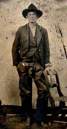 Cole Younger Jesse James   Frank James was the more likely leader of the James-Younger Gang. But ...