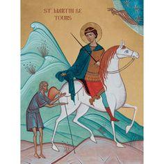 St Martin of Tours,  Starting at: $3.00. Order here: http://catalog.obitel-minsk.com/ #CatalogOfGoodDeeds #CatalogOfStElisabethConvent #icon #iconography #orthodoxicon #orthodoxiconography #paintedicon #iconsinoklads #mountedicons #buyicon #ordericon #handpainted #lacqueredicon #iconpainters #iconographers #icon #case #handmade #wooden #churchgoods #churchitems  #sanctuaryitems