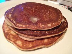 Light and Fluffy Grain-Free Pancakes |
