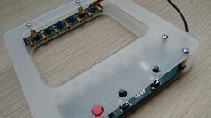 Guía montaje arpa láser - Pablo Rubio EscornaFAN Software, Apps, Led, Hardware, Music Notes, Blond, Tutorials, App, Computer Hardware