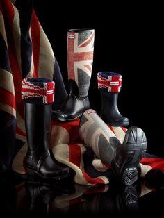 Hunter Boots - British Edition