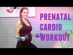 20 Minute Prenatal Cardio Workout Video Description This 20 minute workout can be used during any trimester of pregnancy, as long as you are cleared by a doctor. Get moving and stay fit in a safe and effective way during your pregnancy! Pregnancy Guide, Pregnancy Gifts, First Pregnancy, Pregnancy Workout Videos, Preventing Gestational Diabetes, Kettlebell Workout Video, Pilates Workout, Cardio Workouts, Pränatales Training