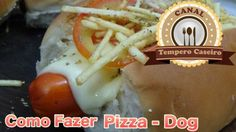 Pizza ou Hot -Dog? Que tal fazer os 2 em 1 só?