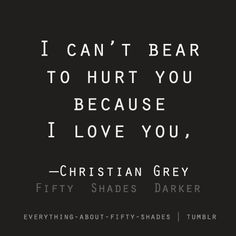 Christian Grey https://www.pinterest.com/lilyslibrary/ #fiftyshadesdarker #fsog