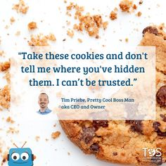 Tim might have a slight problem with office snacks. At least he admits it! Cool Boss, Office Snacks, Competitor Analysis, Oklahoma City, Online Marketing, At Least, Quotes, Inspiration, Food