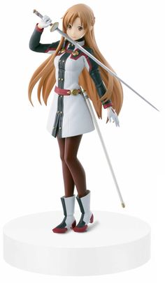 Sword Art Online Ordinal Scale Movie  Statues