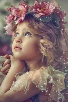 Que Deus Abençoe as Crianças  Elas Herdaram O Reino do Ceus