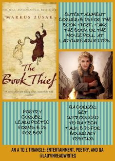 Lady In Read Writes - A Blog(ful) Of NichesLady In Read Writes Best Book Reviews, The Book Thief, What To Read, Book Recommendations, Good Books, Triangle, Poetry, Entertainment, Group