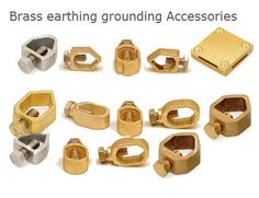 Brass Earthing Components Earthing Accessories  #BrassEarthingComponents  #EarthingAccessories   #BrassEarthingComponents  #Copperearthingcomponents  #Copperearthrods  #groundrods  #groundingclamps  #Earthrodclamps   #Groundingconnectors    Any kind of Brass Earthing Equipments Brass Earthing Components Copper earthing components Copper  earth rods ground rods Grounding connectors grounding accessories  can be developed and supplied exactly as per Customer Specifications & Requirement.