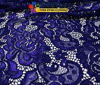 Ткань гипюр стрейчевый красный, цена 126 грн./м, купить в Харькове — Prom.ua (ID#284414275)