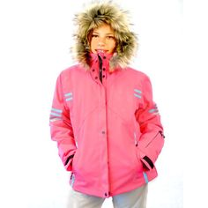 Blouson de ski kid fille Chelsea Degré7 rose néon Vetement Ski, Fille,  Chelsea, fe2b60b927d