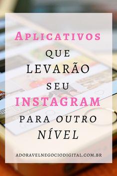 Atraia mais seguidores e aumente o engajamento com seu público através desses aplicativos disponíveis para Android e IOS. #instagram #instagramdicas #dicasinsta #marketingdigital #empreendedorismo