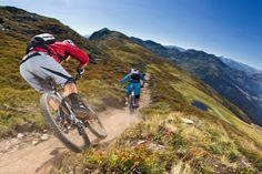 Hacklberg Trail 2 - Erweiterung in Saalbach Hinterglemm! - MTB-News.de