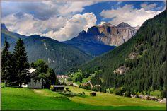 Dolomiti - Val di Fassa   da Luigi Alesi