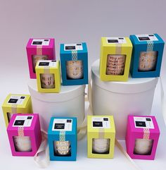 www.ontrendmarketing.net for Rue Sainte Claire aroma soy candles available in various fragrances