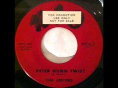 Jesters Peter Gunn Twist The Jesters Jump