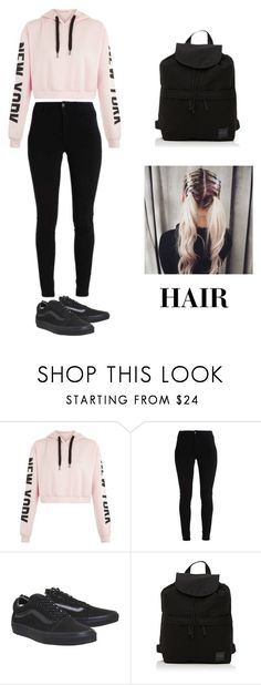 """""""Untitled #72"""" by lovelylovekendall ❤ liked on Polyvore featuring Topshop and Vans"""