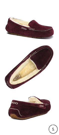 Shop UGG® Australia Ansley slippers—$99.95 on SHOES.COM today.