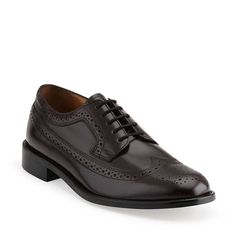 Santa...Bostonian Men's Malden Burgundy Leather (26025428) wing tips...I want these...size 7.  I've been really good all year Santa =0]