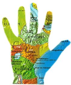 Learn the ASL signs for different countries.