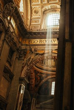 Before you go to St Peter's Basilica- The ultimate Rome trip itinerary Day than authentic Baroque Architecture, Religious Architecture, Historical Architecture, Castle Pictures, Cool Pictures, Catholic Wallpaper, Giorgio Vasari, Greek Mythology Art, St Peters Basilica