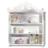 Found it at Wayfair - French Country Plume Display Shelf