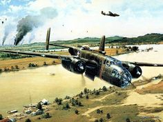 wwar 1 airplane art   Aviation Art : Air Combat Paintings Collection (Vol.02) - Aircraft ...