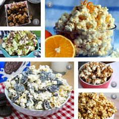 6 Sweet Gourmet Popcorn Recipes - The Frugal Female