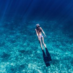 Elena Kalis is a Russian-born photographer who lives in The Bahamas, on a small island, surrounded by pristine clear ocean. She focuses on underwater Elena Kalis, Underwater Pictures, Station Balnéaire, Bahamas, Underwater Photography, Film Photography, Street Photography, Landscape Photography, Fashion Photography