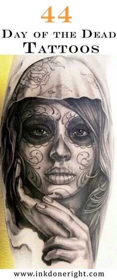 Day of the Dead Tattoos are originating from a holiday (Dia de los Muertos) that falls at the end of October, overlapping with Halloween, and ends on...