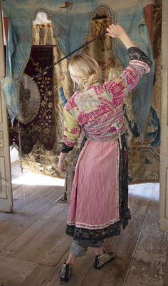 Gypsy Style, Boho Gypsy, Hippie Style, Bohemian Style, My Style, Hippie Chic, Boho Fashion Over 40, Quirky Fashion, Vintage Fashion