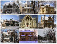 Aiken House & Gardens: The Island in Winter