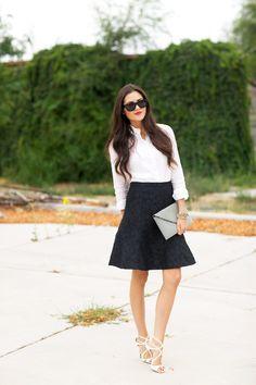 Black x White…
