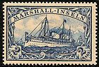 German Colony Marshall Islands Scott 23 Mint Hinged - Colony, German, Hinged, Islands, Marshall, Mint, SCOTT