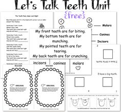 Did you know that February is National Children's Dental Health Month? - Did you know that February is National Children's Dental Health Month? Health Lesson Plans, Health Lessons, Dental Health Month, Oral Health, Hygiene Lessons, Dental Kids, Children's Dental, Dental Facts, Health Unit