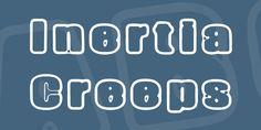 Inertia Creeps Font · 1001 Fonts