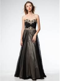 black and gold ball gown - Google Search