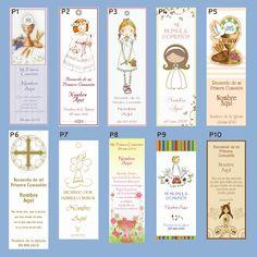 primera comuniòn Baptism Cookies, Holy Communion Invitations, Baptism Decorations, Ideas Para Fiestas, Prayer Cards, First Holy Communion, Jokes Quotes, Christening, Bookmarks